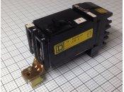 USED 2 Pole Circuit Breaker 20A Square D Type FA26020AC 600VAC