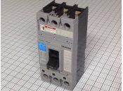 USED 3 Pole Circuit Breaker 125A Siemens Type FD63F250 600VAC