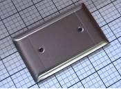 USED, Blank Wall-Plate, Pass & Seymour ♯430SS, $0.39