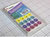 Avery Reinforcement Labels (320 per pack), Made In USA, $2.49